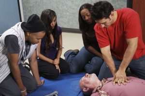 CPR Classes On Site