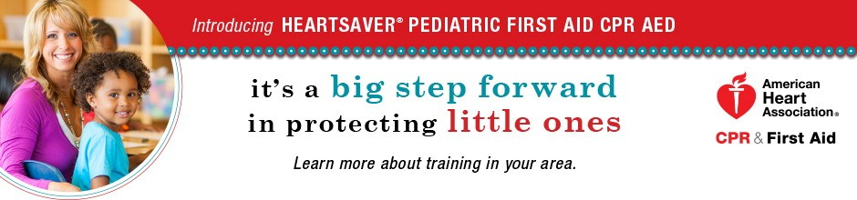 Pediatric EMSA CPR and First-aid classes