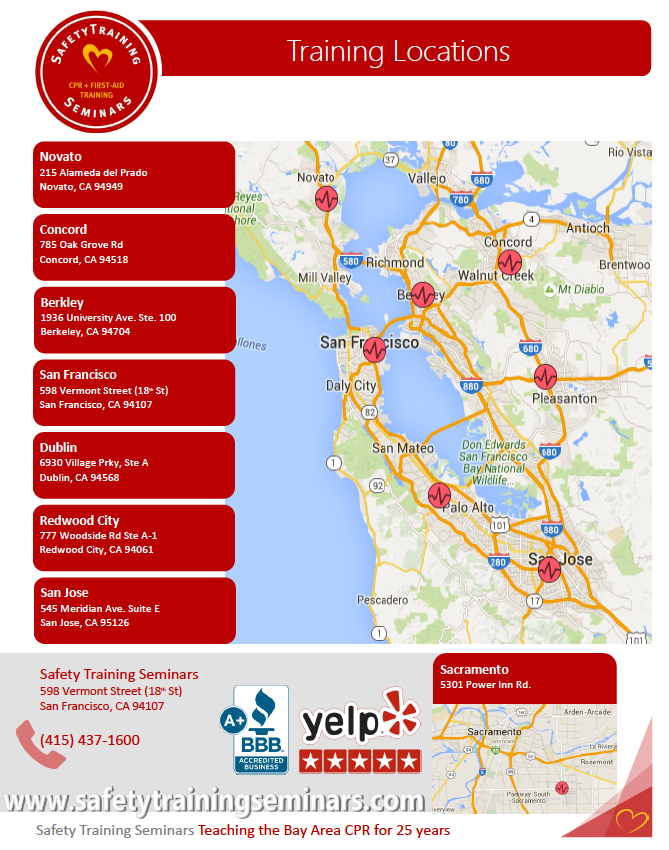 Dublin Cpr Bls Acls Renewal Classes California Cpr Directory